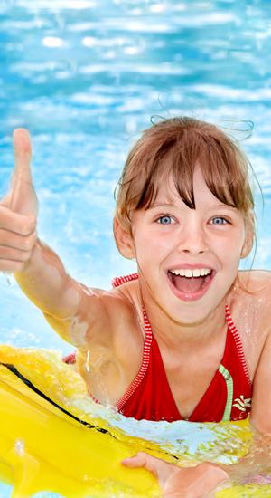 Kinderschwimmkurs 1